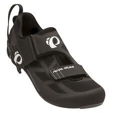 Pearl Izumi 2017 Tri Fly Select v6 Triathlon Cycling Shoes Black/Shadow Grey 44