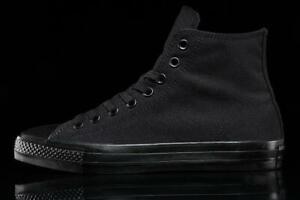 Details about Converse Chuck Taylor All Star Pro Shoe Canvas High Top 14796C BlackBlack $70