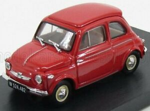 BRUMM 1/43 STEYR-PUCH   500D 1959   ROSSO CORALLO - RED