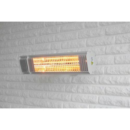 Vasner Appino 20 emettitore a infrarossi parete radiatore terrazze emettitore app ARGENTO