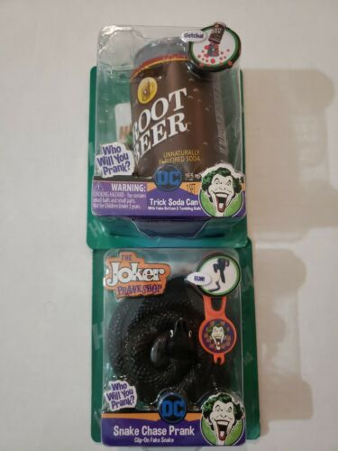 The Joker Prank Shop 2 Pack!