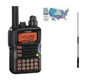 Tri-Band Yaesu VX-6R Submersible Amateur Ham Radio Transceiver 144 222 440