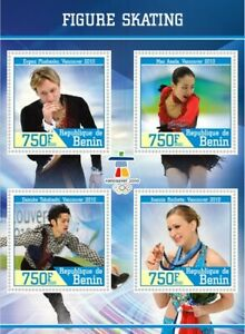 Stamps Figure skating Vancouver 2010 Winter Olympics