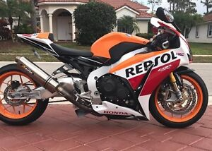 Image Is Loading 04 17 HONDA CBR1000RR CBR 1000RR REPSOL LOWERING