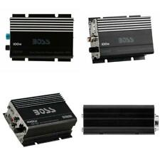 4 Ohm Stable Class A//B MOSFET Car Amplifier Boss Audio Systems Inc. BOSS Audio CE102 100 Watt Full Range 2 Channel
