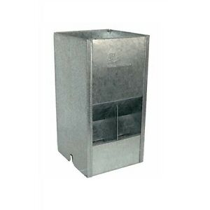 Feeder Style Chute 4 Mouths Model Sprint High for Animals Small