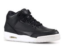 90097da95bd985 item 3 NEW Nike Air Jordan 3 Retro BG Youth Basketball Shoes Black Kids  Size 4Y -NEW Nike Air Jordan 3 Retro BG Youth Basketball Shoes Black Kids  Size 4Y