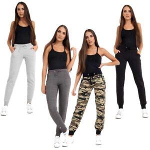 cheap prices cheaper laest technology Details about Ladies Joggers & Camo Trousers Tracksuit Bottoms Jogging Gym  Pants Cargo Pants