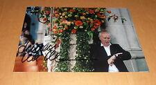 Herman van Veen * Alfred J. Kwak *, original signed foto en 20x30 cm (8x12)