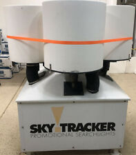 Skytracker Outdoor Searchlights 4 Beam Model St4 4000 4kw Low Hours