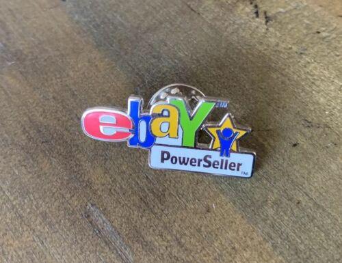 Circa 2003 Vintage colecionável do  PowerSeller Pin Frete Grátis