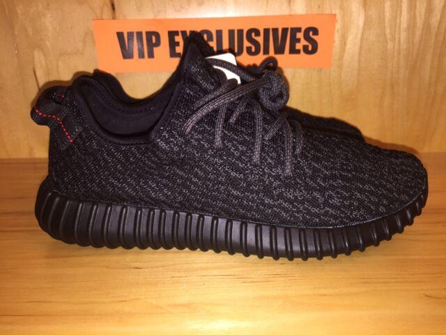Adidas Yeezy 350 Pirat Svart Ebay WqALj793