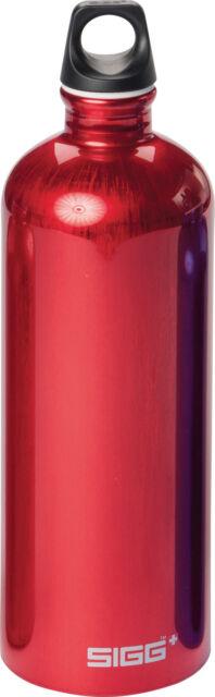 SIGG SWITZERLAND Sigg Bottle Traveller Red1,0 8326.40
