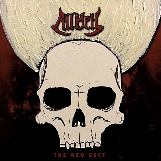 All Hell - The Grave Alchemist LP #110936