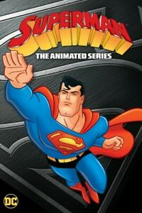 Superman-The-Complete-Animated-Series-6-Disc-DVD-NEW