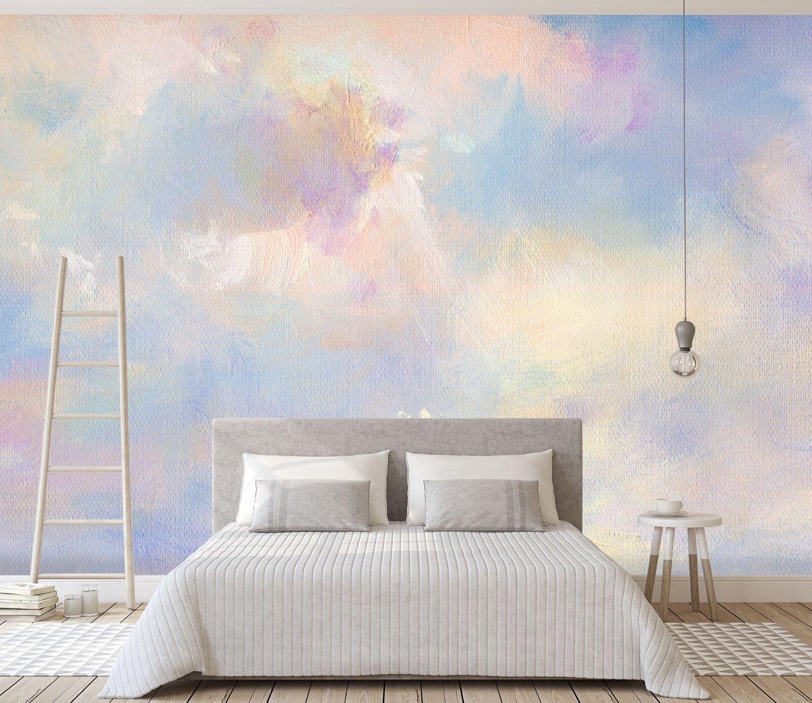 3D Farbe Painting 784 Wallpaper Mural Paper Wall Print Murals UK Summer