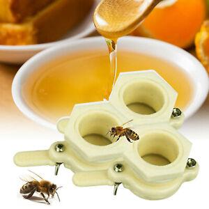 Plastic Bee Honey Tap Gate Valve Tool Beekeeping Extractor Bottling Equipment#E