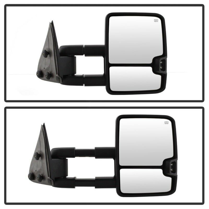 Spyder Auto G2 Power Heated Telescoping Mirror For 03-06 Chevy Silverado 9936715