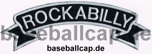 Schiena schiena PATCH RICAMATE n. 8 Rockabilly Colour ricamate patch emblemi