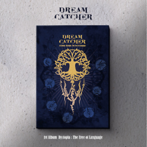 K-POP-DREAM-CATCHER-034-Dystopia-The-Tree-Of-Language-034-1-PHOTOBOOK-1-CD-L