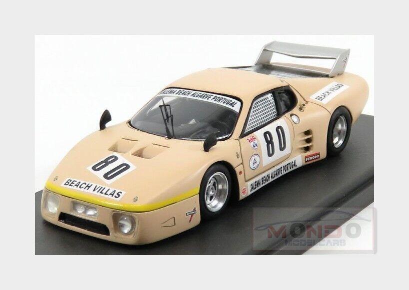 Ferrari 512bb ch.35523  80 6h Platastone 1982 Philips salmon mg 1 43 bb43002 mo
