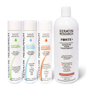 Forte Extra Strength Brazilian Keratin Blowout Hair Treatment Straightening Kit 871040889807 Ebay