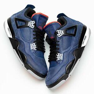 Nike-Air-Jordan-4-WNTR-Winter-Loyal-Blue-Black-Family-Men-Women-Kids-2019-Pick-1