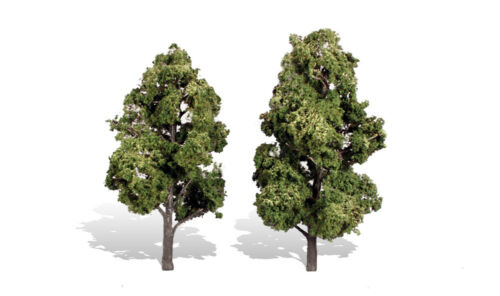 "6/""-7/"" Sun Kissed Pack of 2 OO//HO trees Woodland Scenics TR3516"