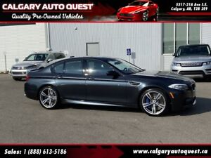 2012 BMW M5 560-HP // HEADS UP // NAVI // SUNROOF