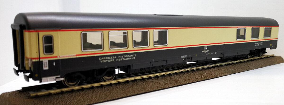 ACME H0 50448 – autorozza Ristorante WR tipo 1999R in uso Fondazione FS – Ep. VI