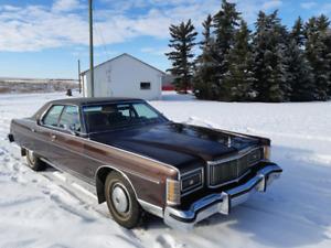 1976 Mercury Grand Marquis
