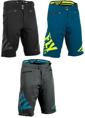 Fly Racing 2019 MTB Radium Bike Shorts Men/'s All Sizes and Colors