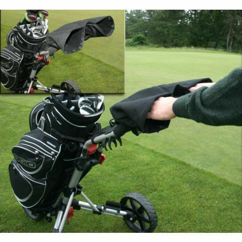 7d41c0caaac1 Clicgear Mitts - Waterproof Windproof Mittens for Golf Push Pull Carts  CGM001 010027416845