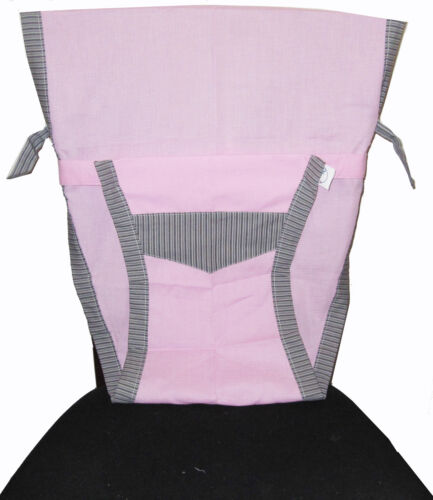 Pink-2 New Portable Baby Chair//High Chair Harness