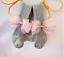 miniatuur 15 - Baby Girls Kids Lace Tutu Flower Bows Elsa Party Costume Tights Newborn Toddler