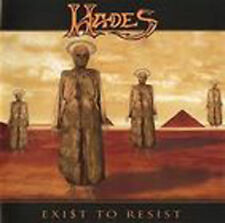 HADES Exist To Resist CD ( o289 ) ( Limited Edition 1.000 Copies ) 162463