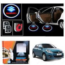 2 in 1 Car Door Logo Ghost Shadow Welcome Light For Maruti Suzuki Swift Dzire