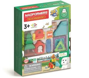 Magformers-MILO-039-S-MANSION-Educational-Construction-Building-Stem-Toy-BN