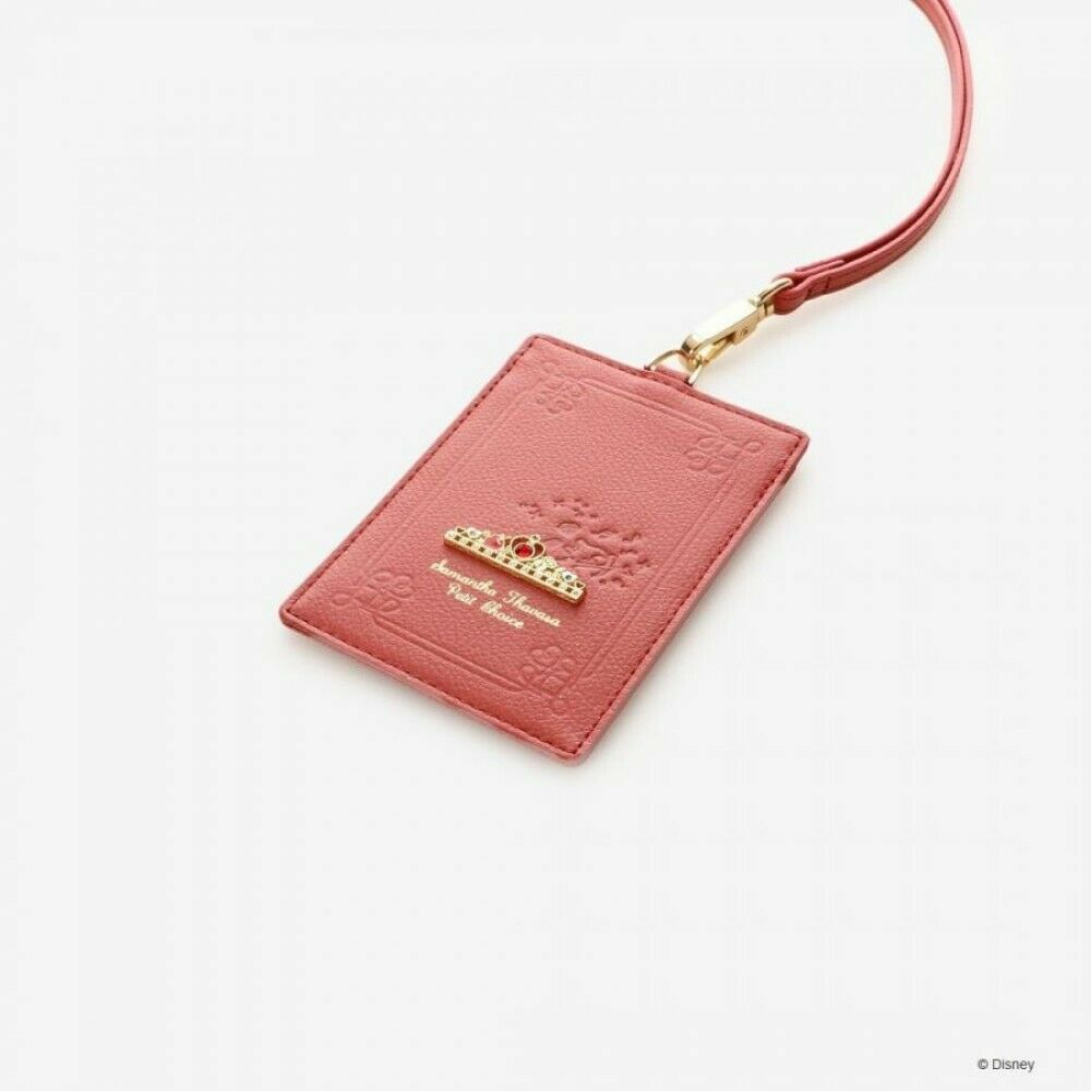 [Snow White] Disney Princess Series Samantha Thavasa ID Case Japan Limited