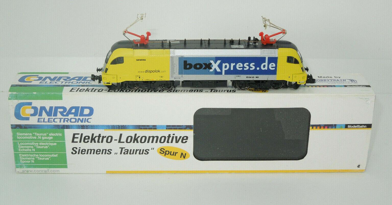 Hobbytrain Spur N 219675 E-Lok ES 64 U2 boxxpress - Dispolok