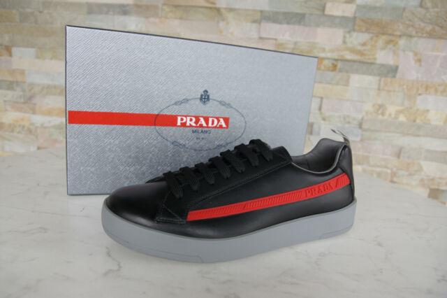 Auth Luxury PRADA Trainers Shoes 4e3231
