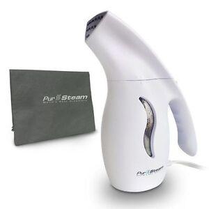 Pur Steam Premium Fabric Steamer Powerful Fast Heat Clothing Iron Travel Pouch Ebay