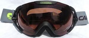 $160 Carrera Womens Dahlia Black winter Ski Goggles Ladies Polarized uvex Lens