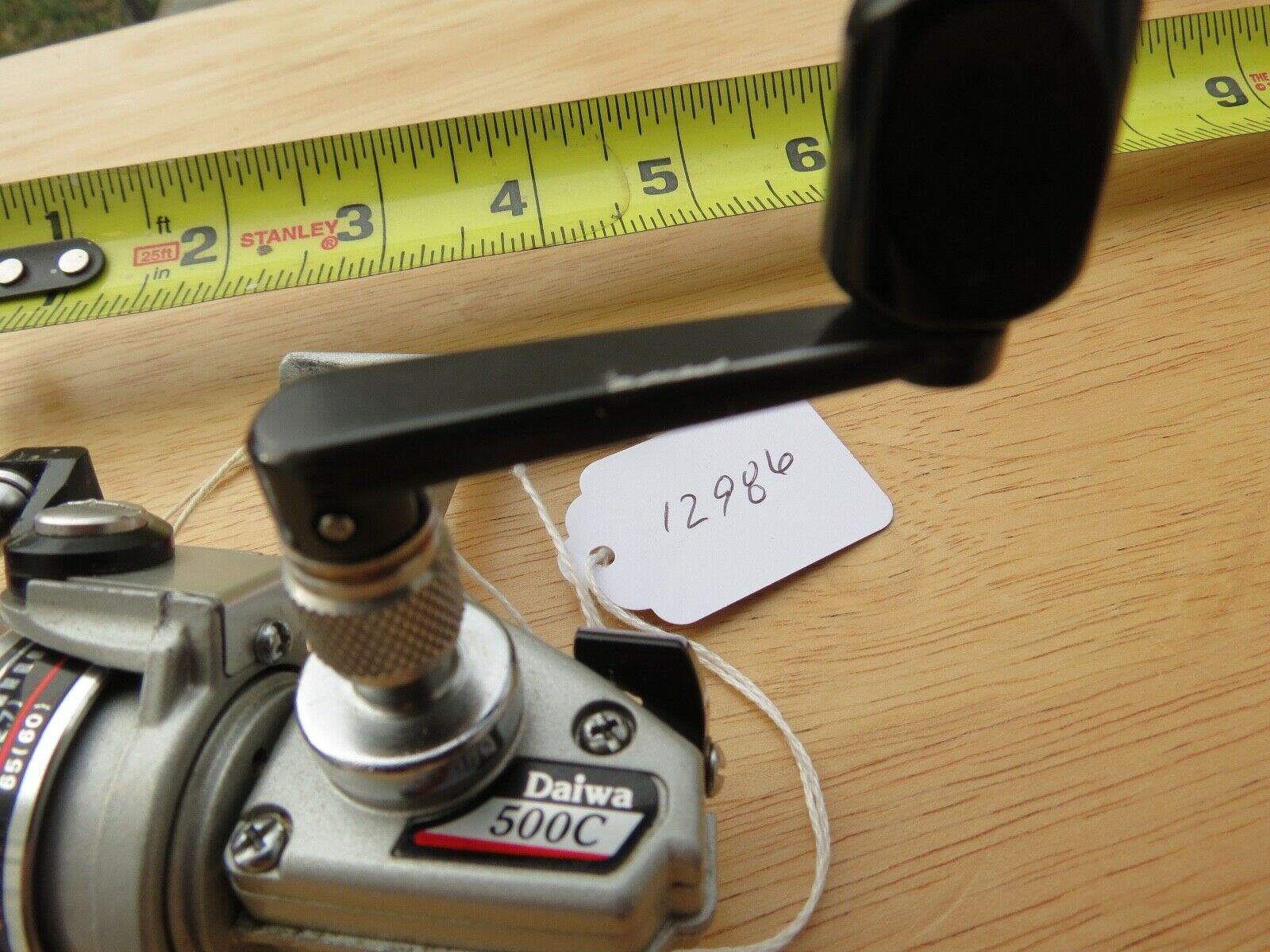 Daiwa 500c trout fishing reel made made made in Japan (lot 12986) 7f16ad