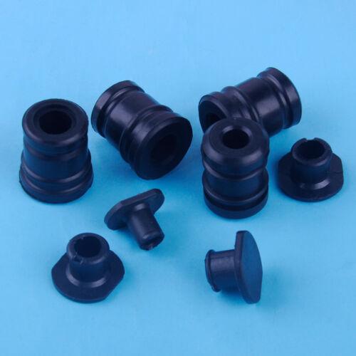 4X Vibrationsdämpfer Gummipuffer Ringpuffer für Stihl MS230 MS250 MS290 MS390