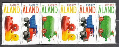 Aland Åland Post Yvert 327/9 Mnh Europa Europa