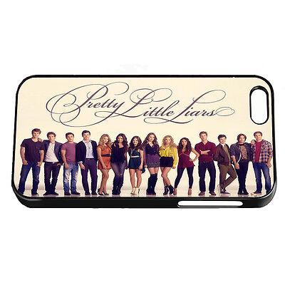 PRETTY LITTLE LIARS Cast IPhone 4 4S 5 5S 5C 6 6S 7 Plus Phone Hard Cover Case | eBay