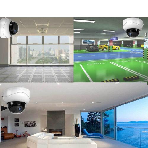 Outdoor PTZ Dome 3X Optical Zoom IP Camera Network CCTV 1080P IR Night Security