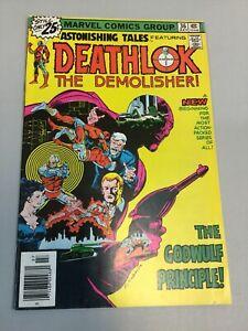 Astonishing-Tales-36-Deathlok-Bronze-Age-Marvel-Comics-1976