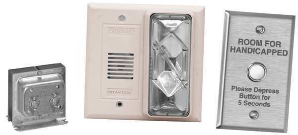 Hotel Room Annunciator Kit EDWARDS SIGNALING 7005-G5